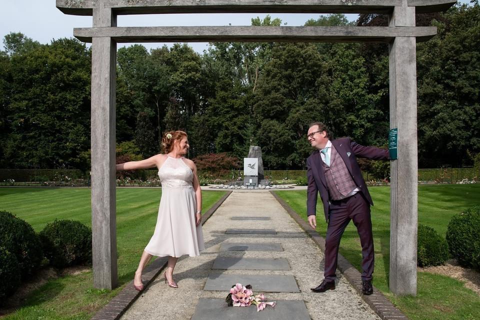 Wedding Inge & Geert